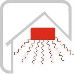 ekologiczne ekonomiczne innowacyjne ogrzewanie podczerwieni� - systemy grzewcze INFRARED Redwell Wellina Sunnylife Sunjoy